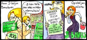 Kasinobonus vs s-bonus